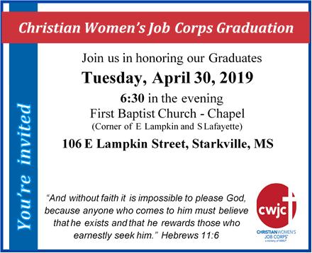 Graduation Invitation 2019